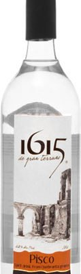 1615 - Quebranta Pisco 70cl Bottle