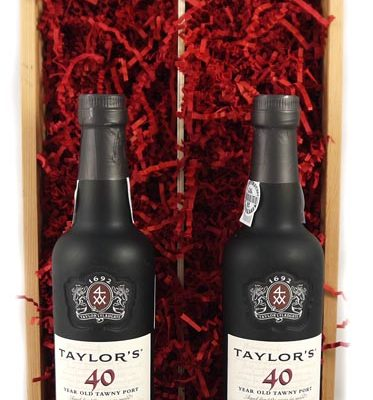 1936 Taylor Fladgate 80 years of Port (2 X 35cl)