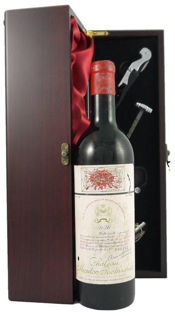 1956 Chateau Mouton Rothschild 1956 1er Cru Grand Classe Pauillac