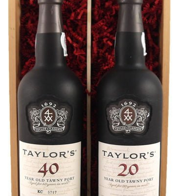 1956 Taylor Fladgate 60 years of Port (75cl).
