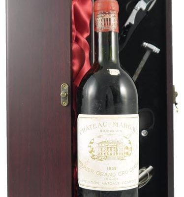 1959 Chateau Margaux 1959 1er Grand Cru Classe Margaux
