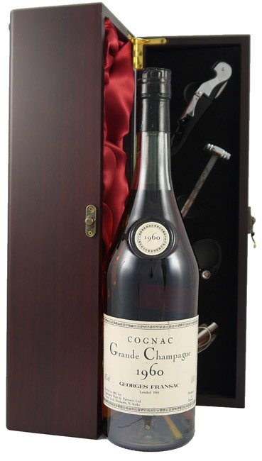 1960 Grande Champagne Cognac 1960 Georges Fransac