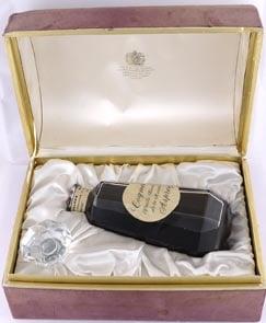 1960s Bottling Courvoisier Napoleon Cognac (60s Bottling) Bacarrat Crystal Decanter