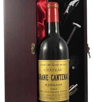 1964 Chateau Brane Cantenac 1964 2eme Grand Cru Classe Margaux