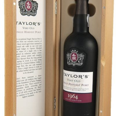 1964 Taylor Fladgate Very Old Single Harvest Port 1964