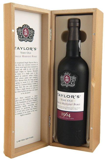 1964 Taylor Fladgate Very Old Single Harvest Port 1964