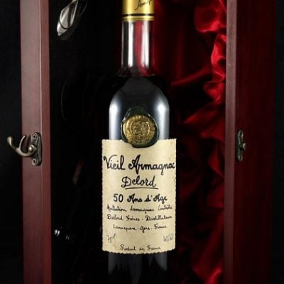 1966 50 Years Delord Freres Vieil Armagnac 50 Years of Age (70cl)