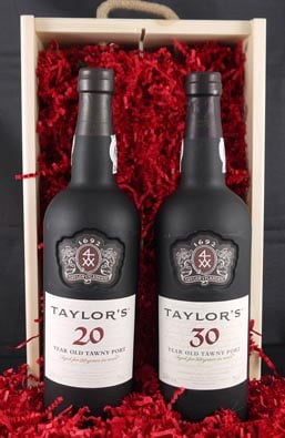 1966 Taylor Fladgate 50 years of Port (75cl).