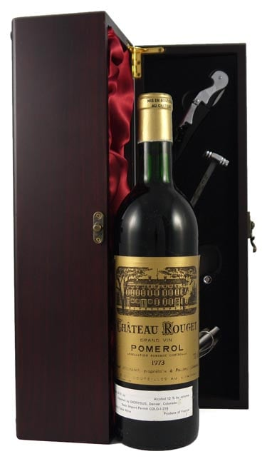 1973 Chateau Rouget 1973 Pomerol