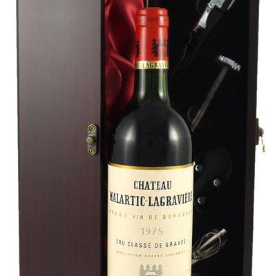 1975 Chateau Malartic LaGraviere 1975 Graves Grand Cru Classe