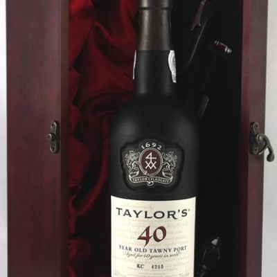 1976 Taylor Fladgate 40 year old Tawny Port (75cls)