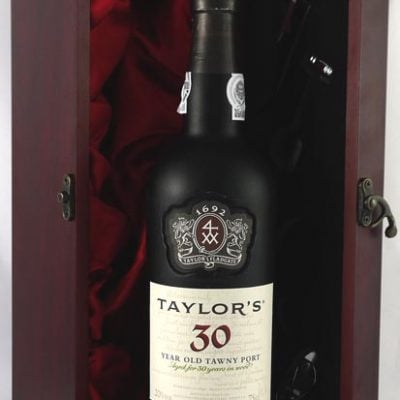 1986 Taylor Fladgate 30 year old Tawny Port (75cls)