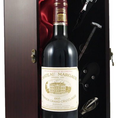 1995 Chateau Margaux 1995 1er Grand Cru Classe Margaux
