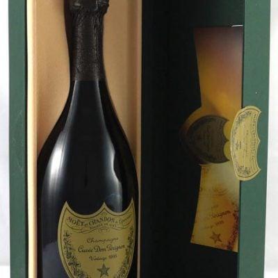 1995 Dom Perignon Vintage Champagne 1995