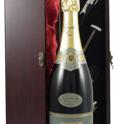 1996 Franck Bonville Grand Cru Blanc de  Blanc Vintage Champagne 1996