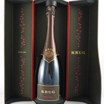 1996 Krug Vintage Champagne 1996
