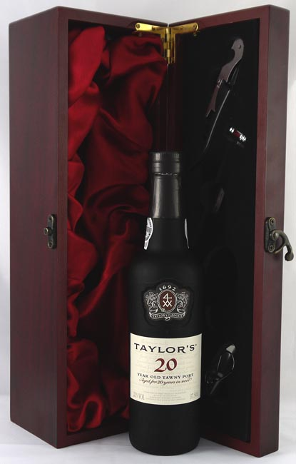 1996 Taylor Fladgate 20 year old Tawny Port (37.5cls)