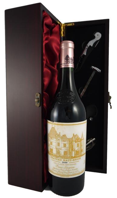 2000 Chateau Haut Brion 2000 1er Grand Cru Classe Pessac