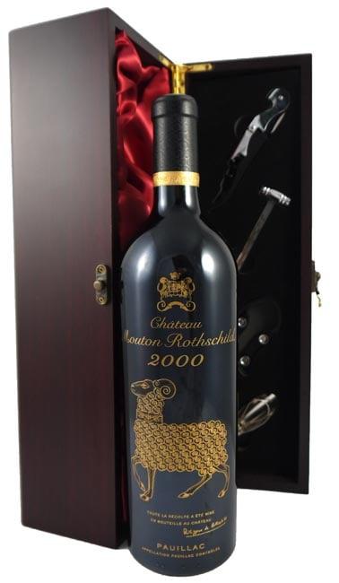 2000 Chateau Mouton Rothschild 2000 1er Cru Grand Classe Pauillac