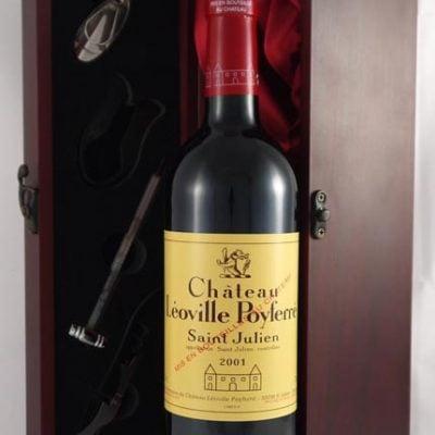 2001 Chateau Leoville-Poyferre 2001 Grand Cru Classe St Julien