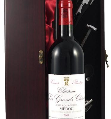 2001 Chateau Les Grands Chenes Cuvee Prestige 2001 Medoc