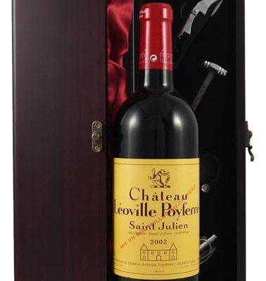 2002 Chateau Leoville - Poyferre 2002 St Julien 2eme Grand Cru Classe