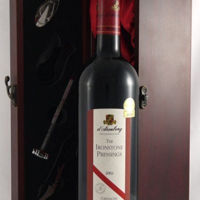 2002 d'Arenberg The Ironstone Pressings Grenache/Shiraz/Mouvedre 2002 McLaren Vale (6 bottles)