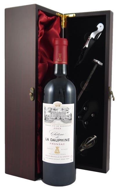 2003 Chateau de La Dauphine 2003 Bordeaux
