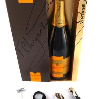 2004 Veuve Clicquot Brut Champagne 2004