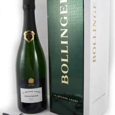 2005 Bollinger Grand Annee Vintage Champagne 2005