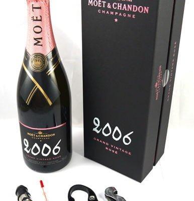2006 Moet & Chandon Grand Rose Vintage Champagne 2006