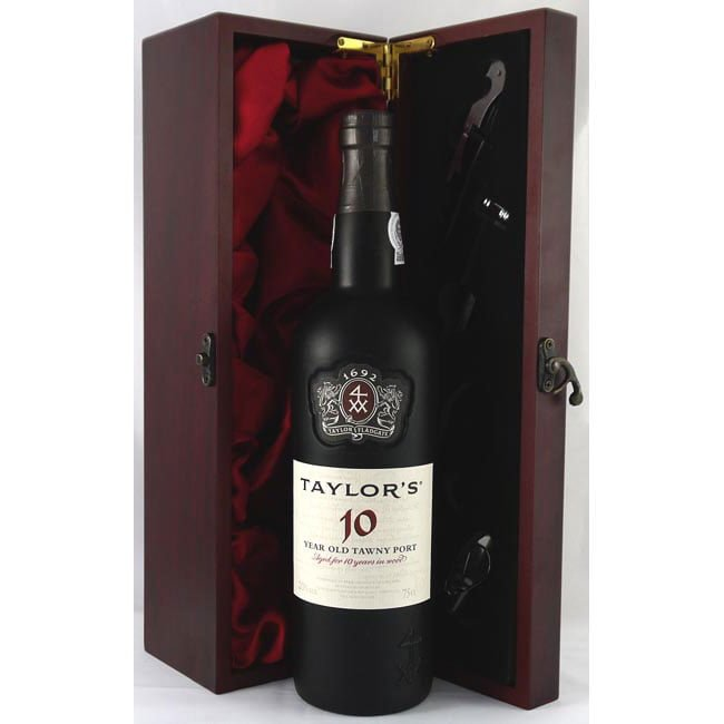 2006 Taylor Fladgate 10 year old Tawny Port (75cls)