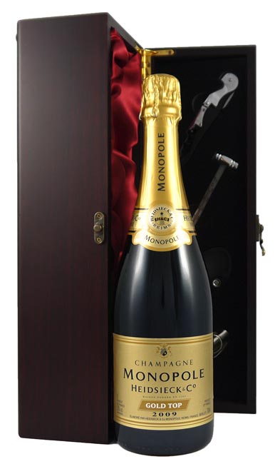 2009 Heidsieck & Co Monopole Gold Top Champagne 2009