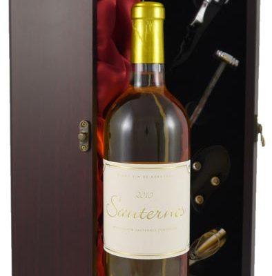 2010 Sauternes 2010 Grand vin de Bordeaux