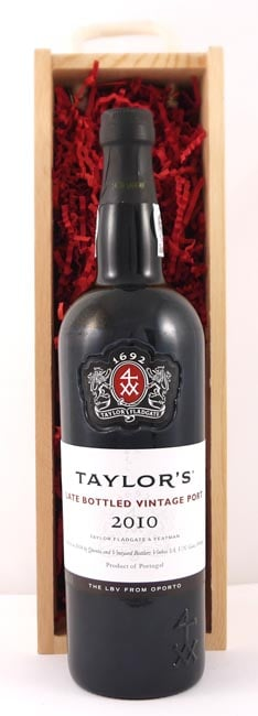 2010 Taylor Fladgate Late Bottled Vintage Port 2010