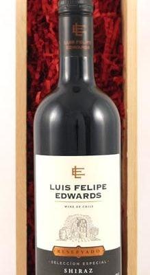 2012 Luis Felipe Edwards Shiraz Reserva 2012 Chile
