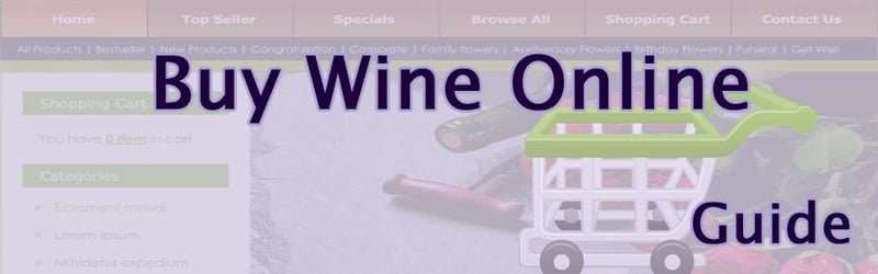 Buy wine online guide