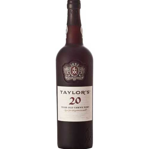 Taylors 20 Year Old Tawny - 75 cl Bottle