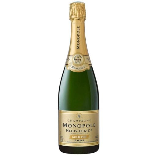 2009 Heidsieck & Co Monopole Gold Top Champagne