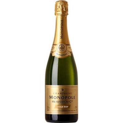 Heidsieck & Co Monopole Gold Top Champagne