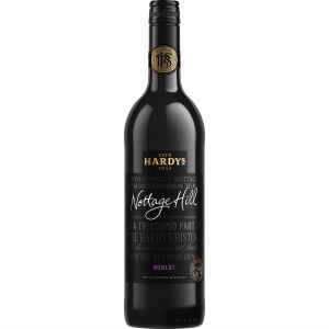 Hardy's Wine – Nottage Hill Merlot