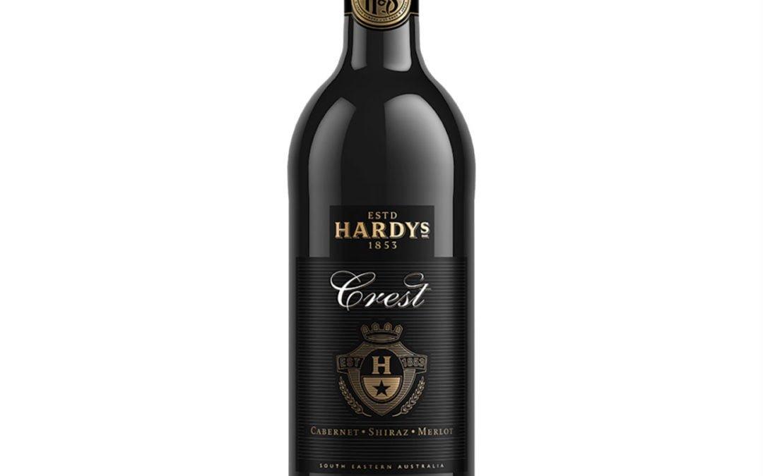 Hardy's Wine – Crest Cabernet Shiraz Merlot