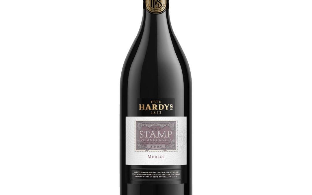 Hardy's Wine – Stamp Merlot