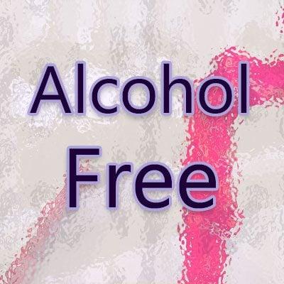 Alcohol Free