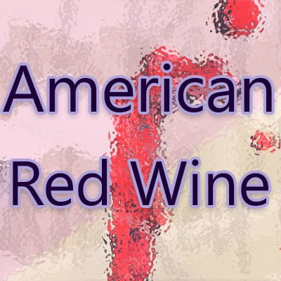 American Red Wine
