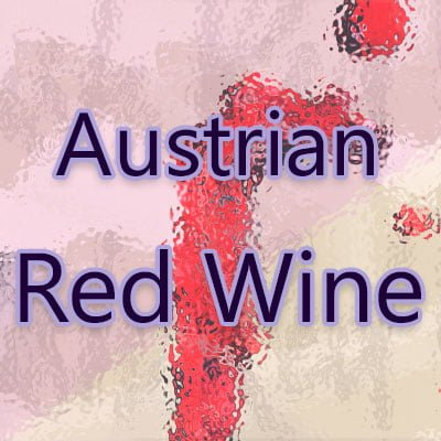Austrian Red Wine