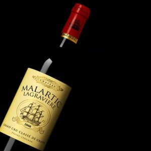 Chateau Malartic Lagraviere – Malartic Rouge 2008