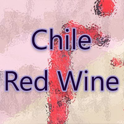 Chile Red Wine