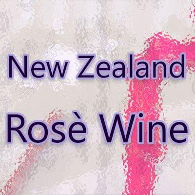 New Zealand Rosé Wine