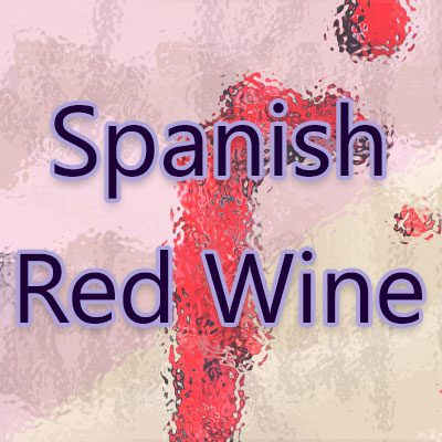 Spanish Red Wine